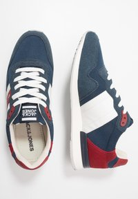 Jack & Jones - JFWSTELLAR - Sneakersy niskie - majolica blue - 1