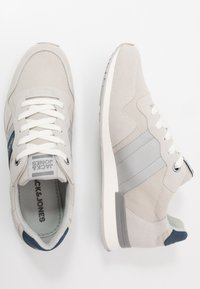 Jack & Jones - JFWSTELLAR CASUAL - Sneakersy niskie - white - 1
