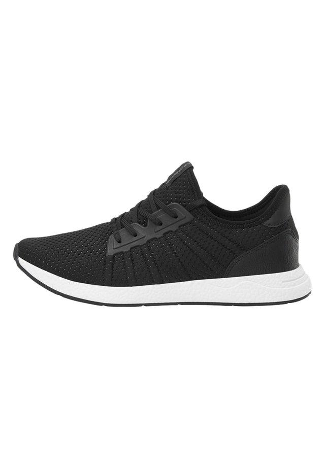 SNEAKER BOYS MESH - Sneakers - anthracite