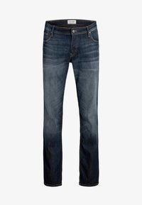 Jack & Jones - PLUS SIZE REGULAR FIT JEANS CLARK ORIGINAL JOS  - Straight leg -farkut - blue denim - 6