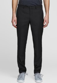 Jack & Jones - Pantaloni eleganti - black - 0