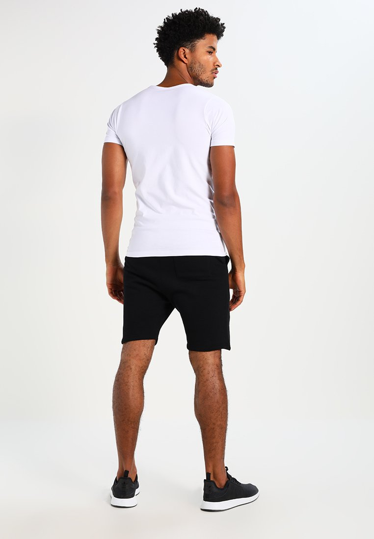 shirt Basique Basic Jones White neckT Jackamp; V Opt UVzqSMp