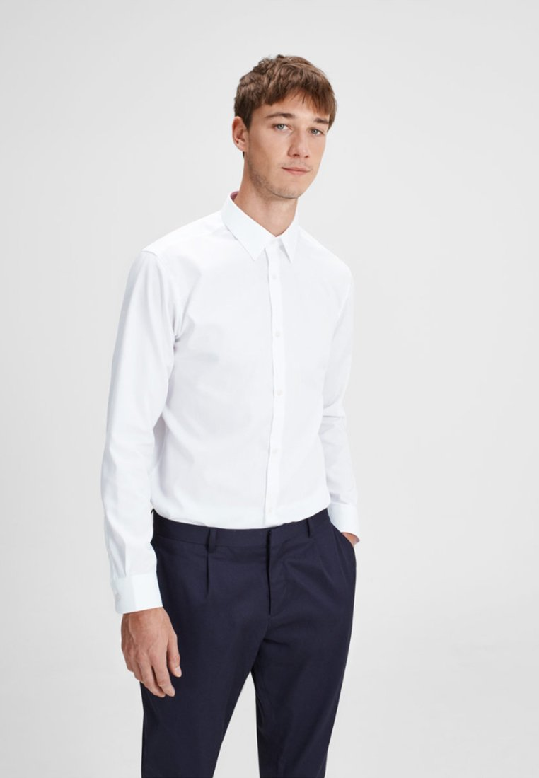 Jack & Jones PREMIUM - Skjorter - white