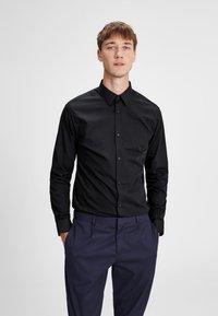 Jack & Jones PREMIUM - Overhemd - black - 0