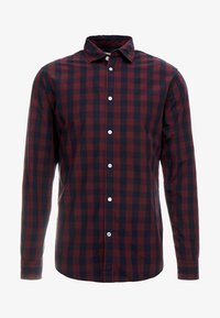 Jack & Jones - JJEGINGHAM - Hemd - port royale/mixed navy - 4