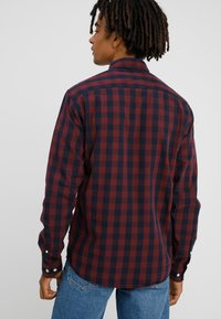 Jack & Jones - JJEGINGHAM - Hemd - port royale/mixed navy - 2