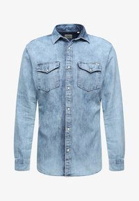 Jack & Jones - JJESHERIDAN SLIM - Camisa - white denim - 3
