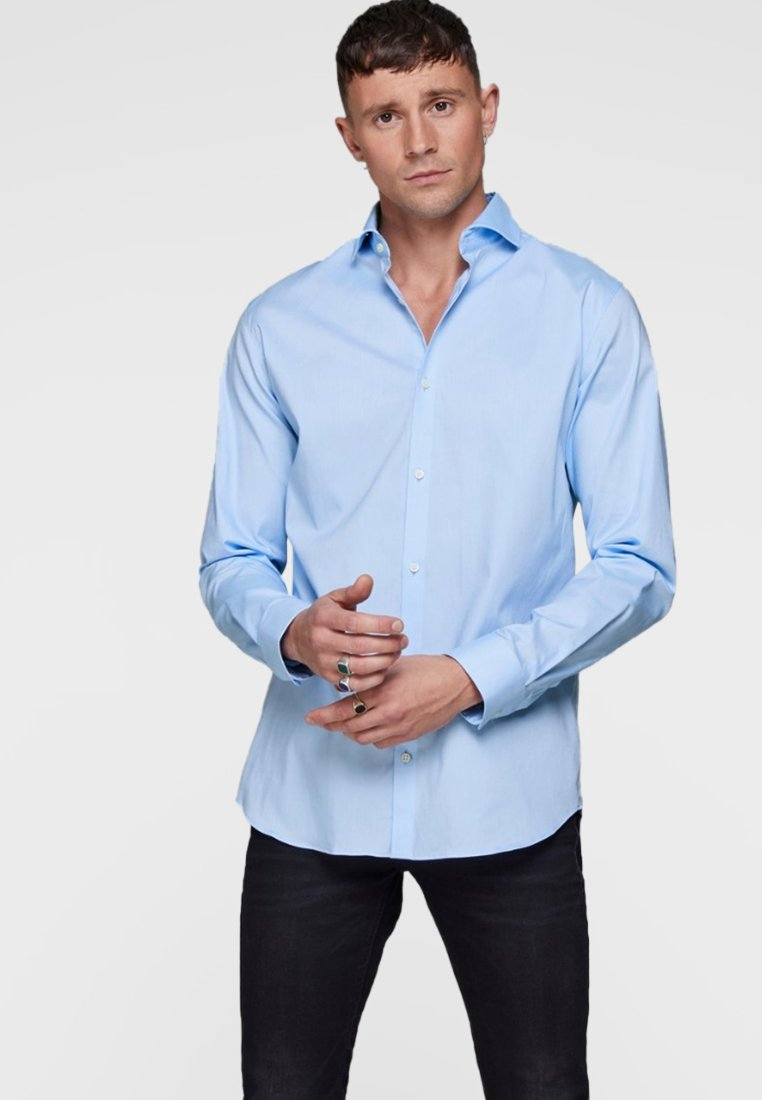Jack & Jones - ELEGANTES - Formal shirt - cashmere blue
