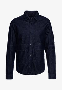 Jack & Jones - JCOCHAMP WORKER - Spijkerjas - dark blue denim - 4