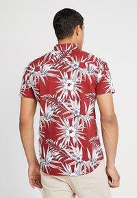 Jack & Jones - JJEJACK SLIM FIT - Overhemd - ketchup - 2