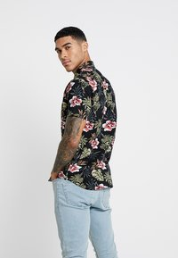 Jack & Jones - JJEJACK SLIM FIT - Košile - black - 2