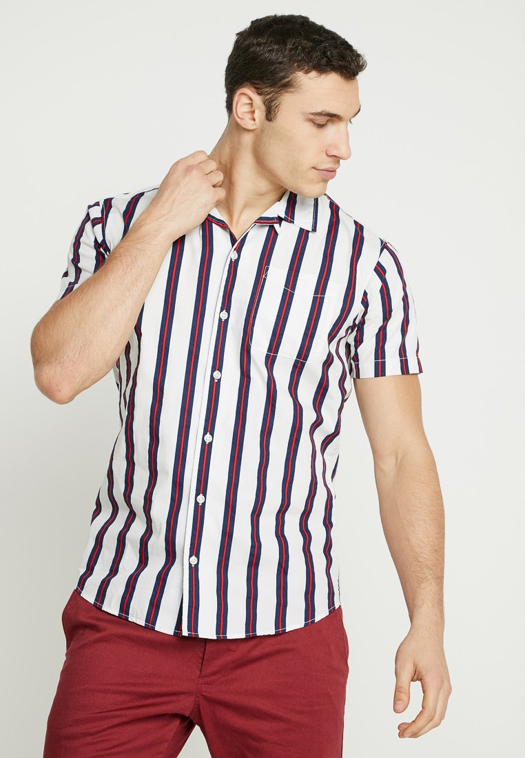 Jack & Jones - JORTRIG - Hemd - cloud dancer