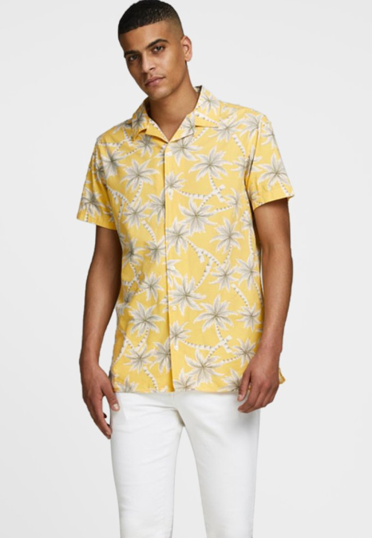 Jack & Jones - Shirt - yolk yellow