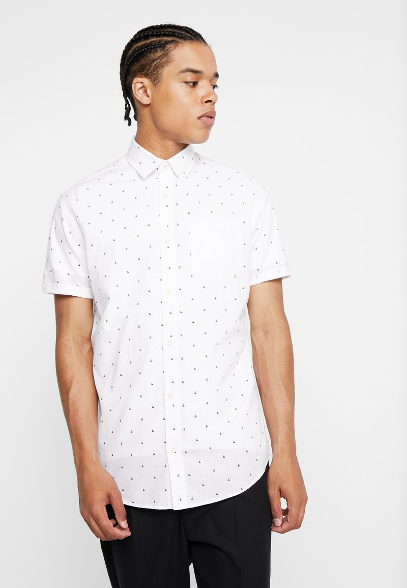 Jack & Jones - JCOAND SHIRT GERMANY - Hemd - white