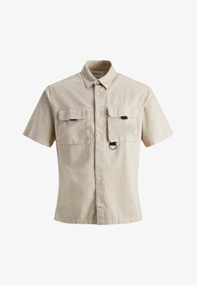 Jack & Jones - JCOSONNY - Shirt - beige