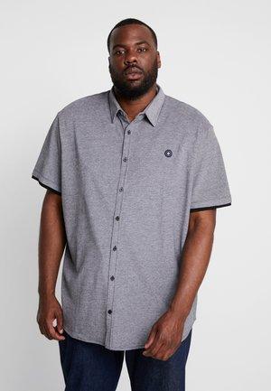 JCOADAM SHIRT PLAIN  - Shirt - black