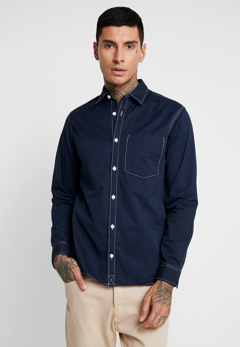 Jack & Jones - JORVICTOR - Skjorte - navy