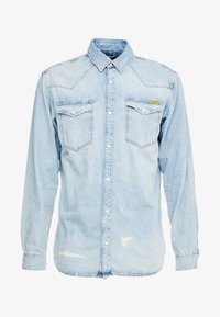 Jack & Jones - JJIJAMES JJSHIRT  - Skjorta - blue denim - 3