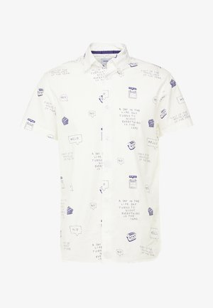 JORHUBERT SHIRT - Camicia - white