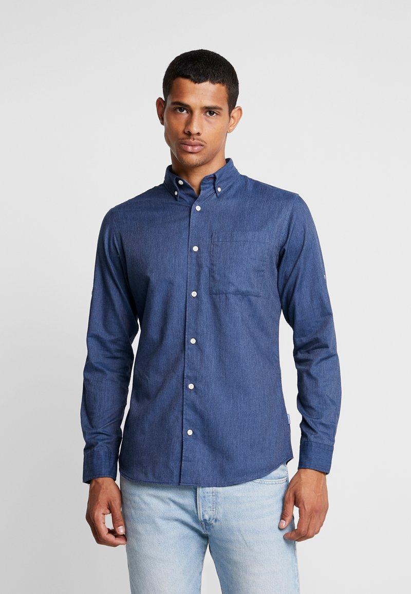 Jack & Jones - JORLUNDDAHL SLIM FIT - Košile - navy blazer
