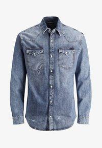 Jack & Jones - Skjorta - blue denim - 6