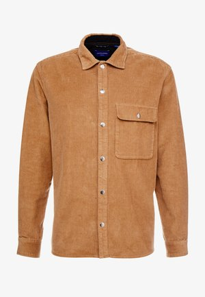 JORRAYAN SHIRT  - Tunn jacka - tigers eye