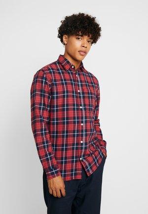 JORJAKE SLIM FIT  - Koszula - brick red