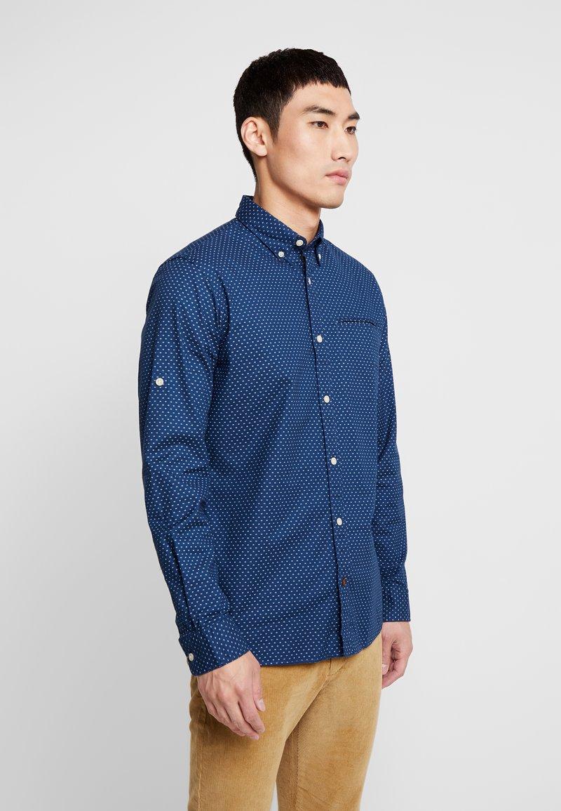 Jack & Jones - JORLEO REGULAR  - Skjorta - navy blazer