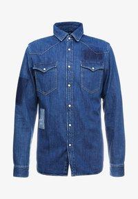Jack & Jones - JJIJAMES JJSHIRT - Overhemd - blue denim - 3
