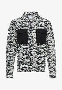 Jack & Jones - JJIANTON CAMO - Camisa - glacier gray - 3