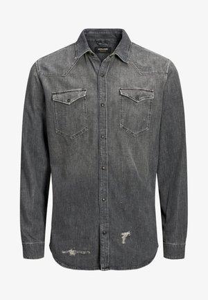 Shirt - black denim