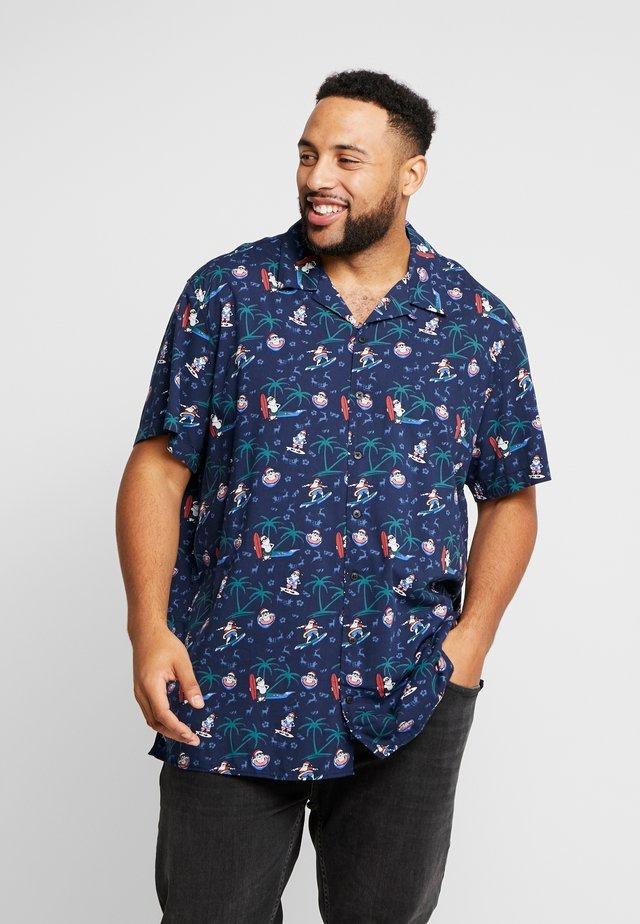 JORSANTA SHIRT - Shirt - navy blazer