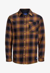 Jack & Jones - HOLZFÄLLER - Camisa - yellow - 5