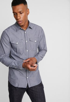 JJEMIL - Košile - navy blazer/white