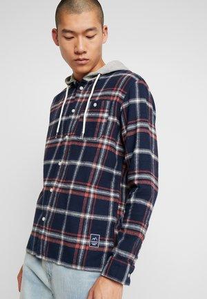 JORJASPER HOOD  - Camisa - navy blazer