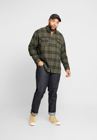 Jack & Jones - JORJASPER SHIRT - Košile - forest night - 1