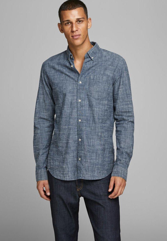 Jack & Jones Koszula - blue denim