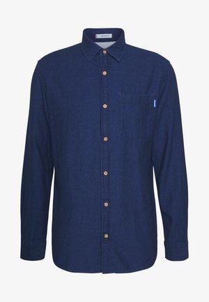 JORJAQUES  - Shirt - dark blue denim