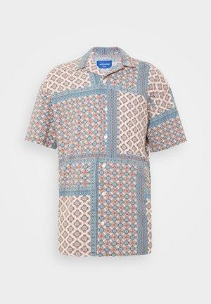 JORWILL RESORT - Shirt - ashley blue
