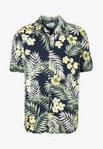Skjorte - navy blazer
