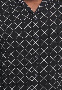 Jack & Jones - JCOGRAHAM PLAIN - Košile - black - 6