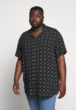 JCOGRAHAM PLAIN - Shirt - black