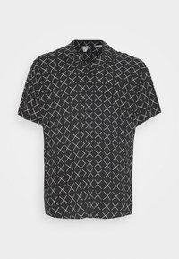 Jack & Jones - JCOGRAHAM PLAIN - Košile - black - 5