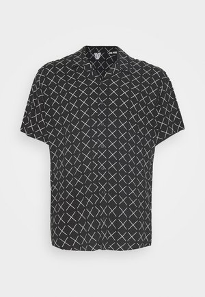 JCOGRAHAM PLAIN - Košile - black