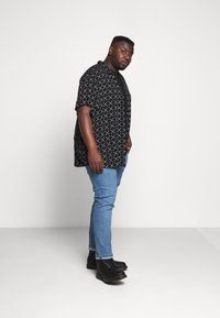 Jack & Jones - JCOGRAHAM PLAIN - Košile - black - 1