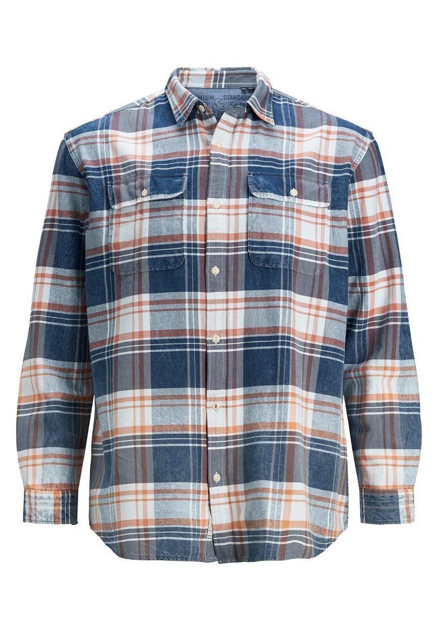 Jack & Jones Koszula - medium blue denim