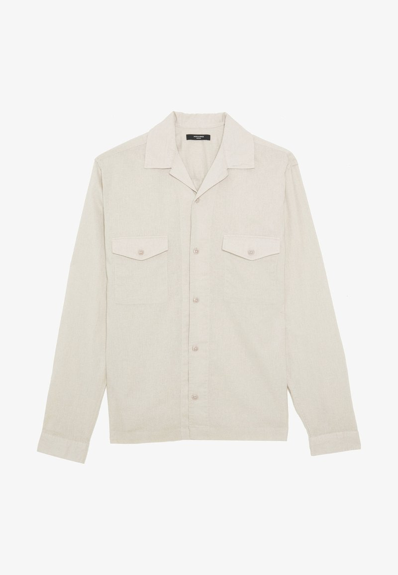 Jack & Jones - JPRBLABRENTFORD - Shirt - oatmeal