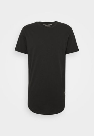 JJENOATEE CREW NECK  - T-Shirt basic - black