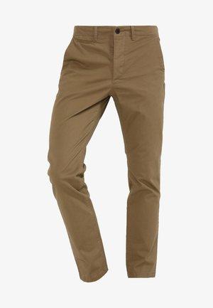 JJIMARCO JJENZO - Spodnie materiałowe - tan