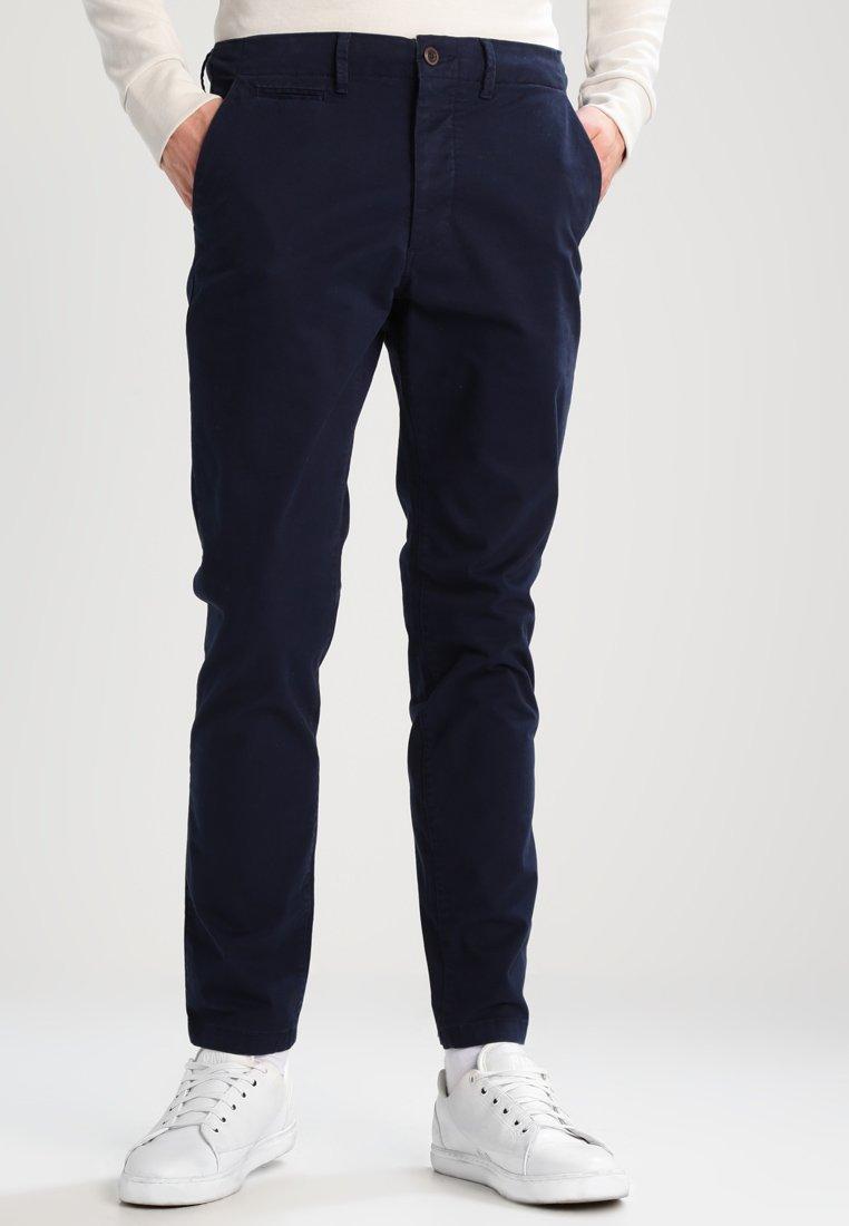 Jack & Jones - JJIMARCO JJENZO - Pantaloni - navy blazer